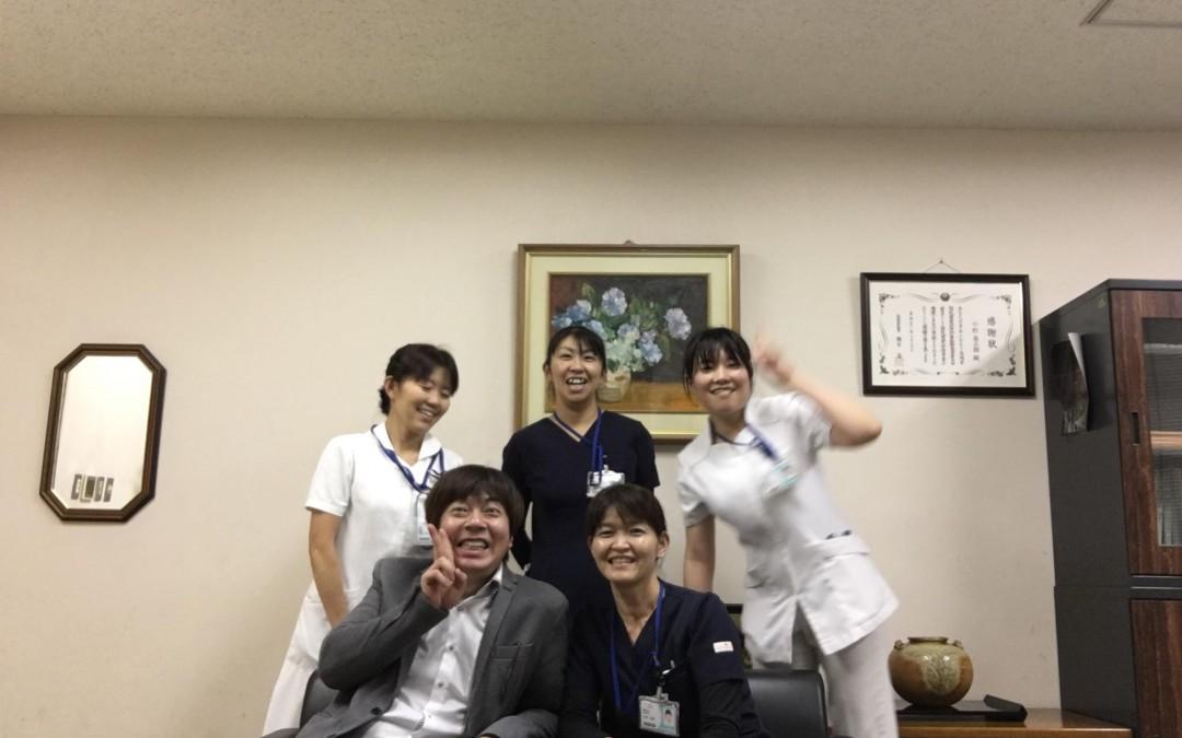 ディズニー流接遇と教え方研修 (茨城県の病院様で管理者対象接遇研修)