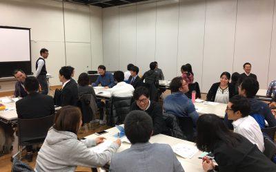 長野県にて農業経営者向けディズニーセミナー 講師:石坂秀己氏