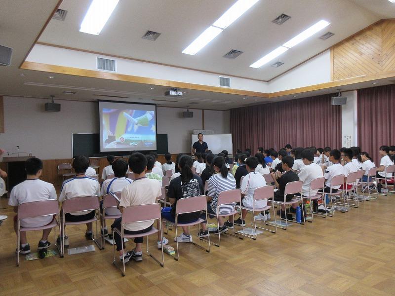 島根県教育委員会様主催 「学びの力向上チャレンジセミナー」で大住力氏講演